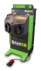 BAM - Blaster for Additive Manufacturing