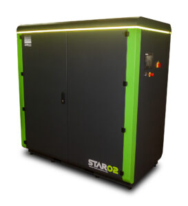 STAR - Station for Transfer and Additive Recycling